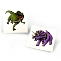 Dinosaur Party Tattoos ~ Pack 8
